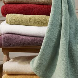 Cloud Soft Monogrammed Bath Towel