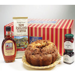 Breakfast in New England Gift Box
