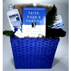 Faith, Hope and Healing Basket