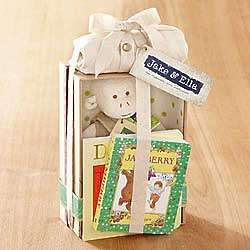 It's Your First Birthday Small Monkey Gift Set