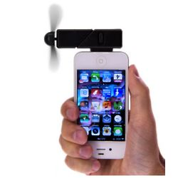 iPhone Fan Attachment