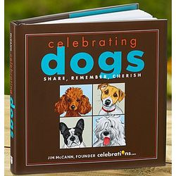 Celebrating Dogs Book