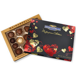 Valentine's Day Masterpiece Chocolate Collection Gift Box