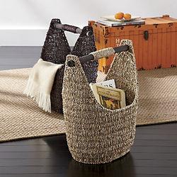 Sea Grass Catch-All Basket