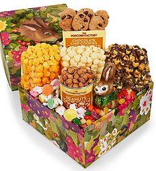 Garden Bunny Sampler Gift Basket