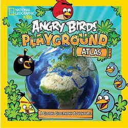 Angry Birds Kid's Atlas Book