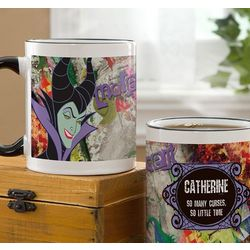 Maleficent from Sleeping Beauty Personalized Coffee Mug