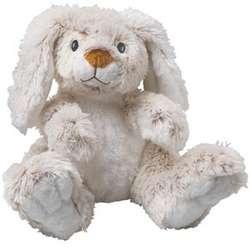 Lavender Bunny Lulu Stuffed Animal