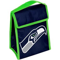 Seattle Seahawks Team Logo Insulated Lunch Bag