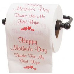 Mother's Day Toilet Paper