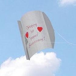 Go Fly a Kite 1st Anniversary Card