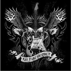 Play It Like You Stole It T-Shirt