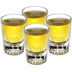 Distinction Shot Glasses