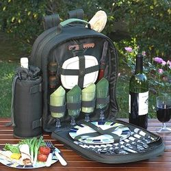 Eco Picnic Backpack for 4