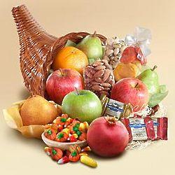 Fall Fruit and Nut Cornucopia