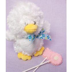 Fuzzy Duck Plush 'n Pops