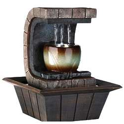 Filling Bowl Desktop Water Fountain