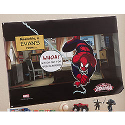 Personalized Spider Man Poster