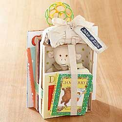 It's Your First Birthday Large Monkey Gift Set