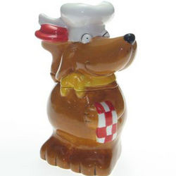 Bone Appetite 3D Dog Treat Jar