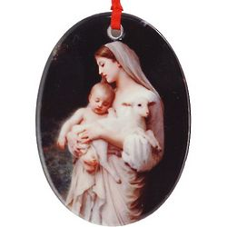 L'Innocence Madonna and Child Ornament
