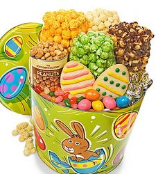 Egg-Ceptional Easter Snack Assortment