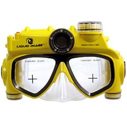 Liquid Image Swimmer's Camera Mask