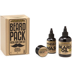 Beard Pack Facial Hair Care Set