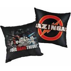 Bazinga Big Bang Theory Pillows
