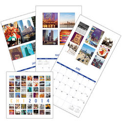 2014 Chicago City Calendar