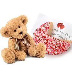 Bear-er of Good Fortune Cookie Bear