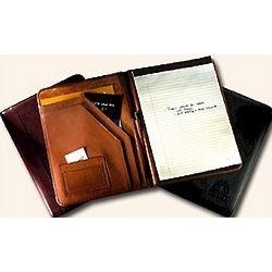 Leather Deluxe Padfolio