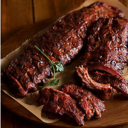 Marinated Barbecue Ribs