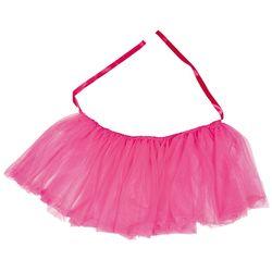 Adult's Hot Pink Awareness Tutu Costume