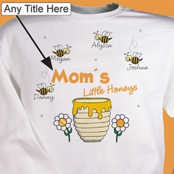 Little Honeys Personalized Sweatshirt