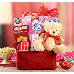 Valentine Fun Gift Basket