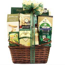 Elegant Extravaganza Gift Basket