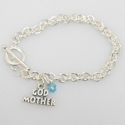 Will You Be...My Godmother Bracelet