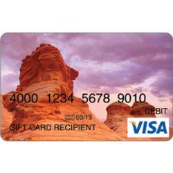 Desert Landscape Visa Gift Card