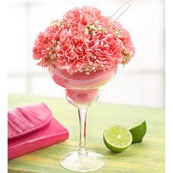 Pink Mini Margarita Bouquet