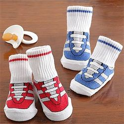 Lil' All-Star Gym Shoe Sock Set