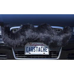 Classic Black Carstache