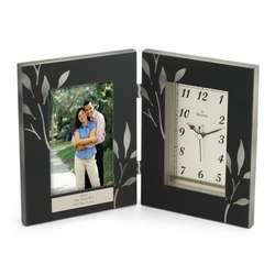Autumn Picture Frame and Clock