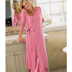 Silk Cashmere Robe