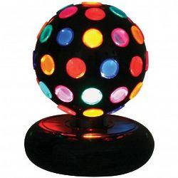 Multi-Color Rotating Disco Ball