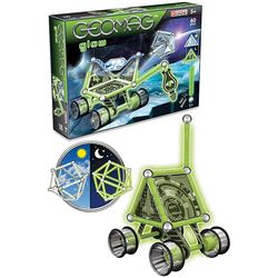 Glow Moon Explorer Building Toy