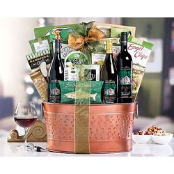 Frank Family Vineyards Napa Valley Trio Gift Basket