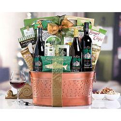 Frank Family Vineyards Napa Valley Trio Gift Basket