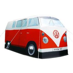 Red VW Camper Van Tent