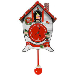 North Pole Cuckoo Clock